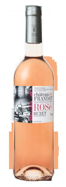 CHATEAU DU FRANDAT, Buzet, AOC Buzet, Rosé