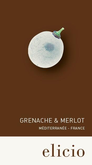 20210305 fd etiquette elicio grenache merlot