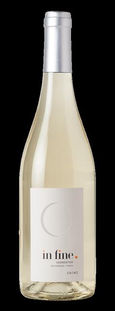 In Fine, Vin de Pays, IGP  Méditerranée, Blanc, 2019
