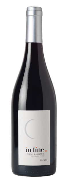 In Fine, Vin de Pays, Merlot & Grenache, IGP  Méditerranée, Rouge, 2019