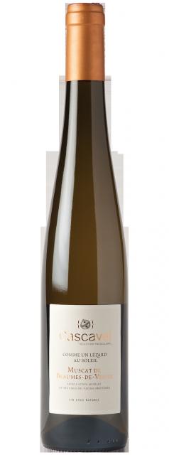 Cascavel, Comme un Lézard au Soleil biologique, AOC Muscat de Beaumes-de-Venise, Dessert, 2020