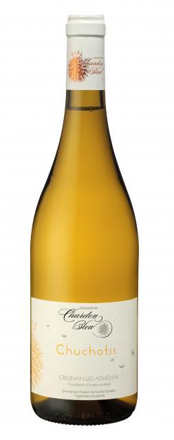 Domaine du Chardon Bleu, Blanc, Chuchotis, AOC Grignan-les-Adhémar, Blanc, 2020