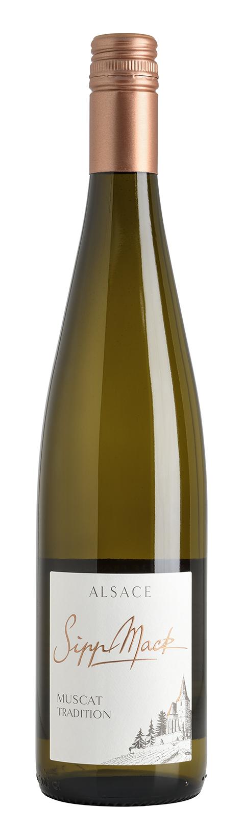 A fresh, aromatic, and elegant wine!