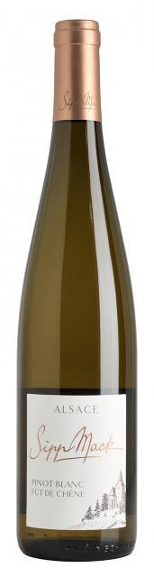 Pinot Blanc Elevé en Barriques 2018