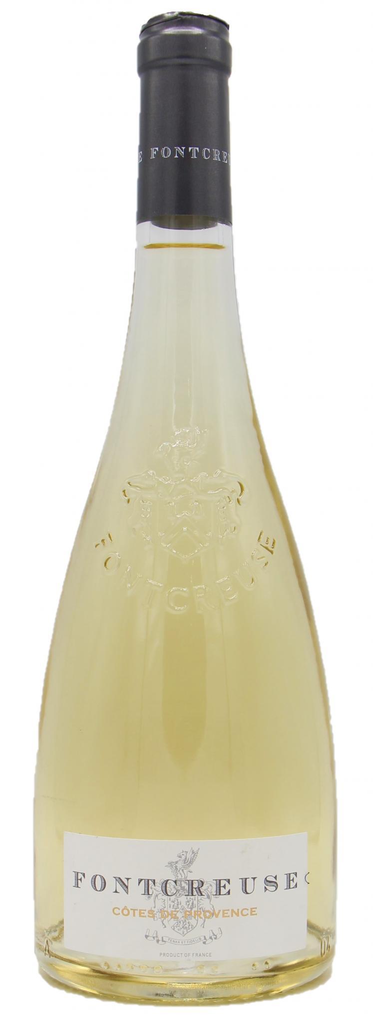 Fontcreuse Blanc Côtes de Provence, Agriculture Raisonnée.