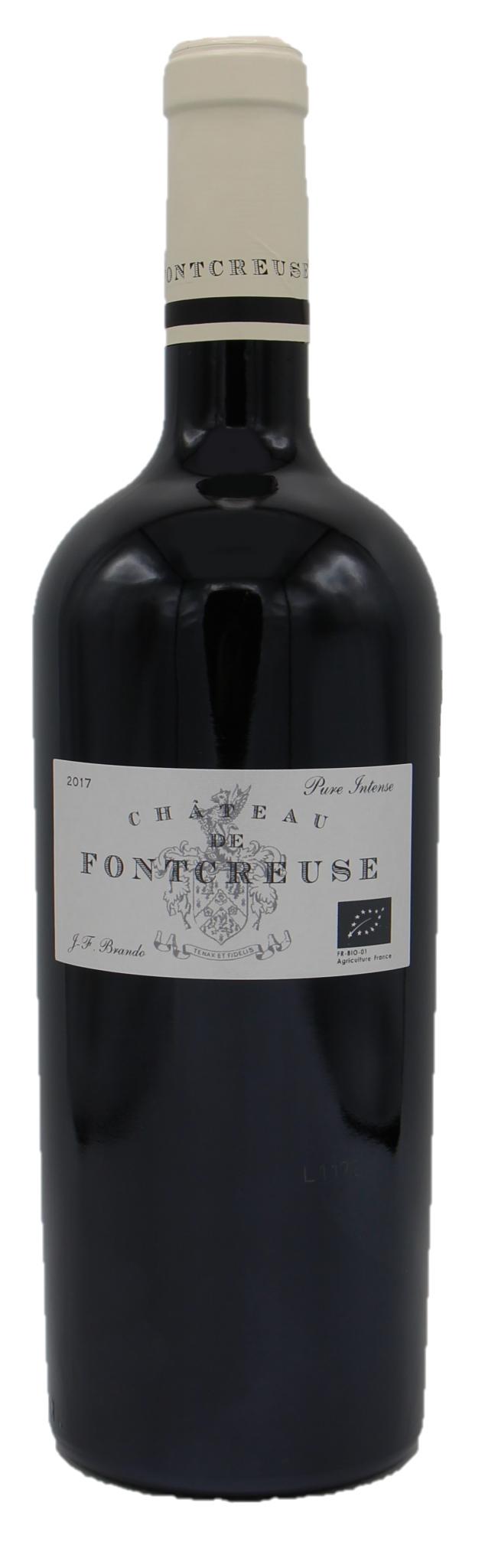 Fontcreuse Rouge Cuvée Pure Intense BIO