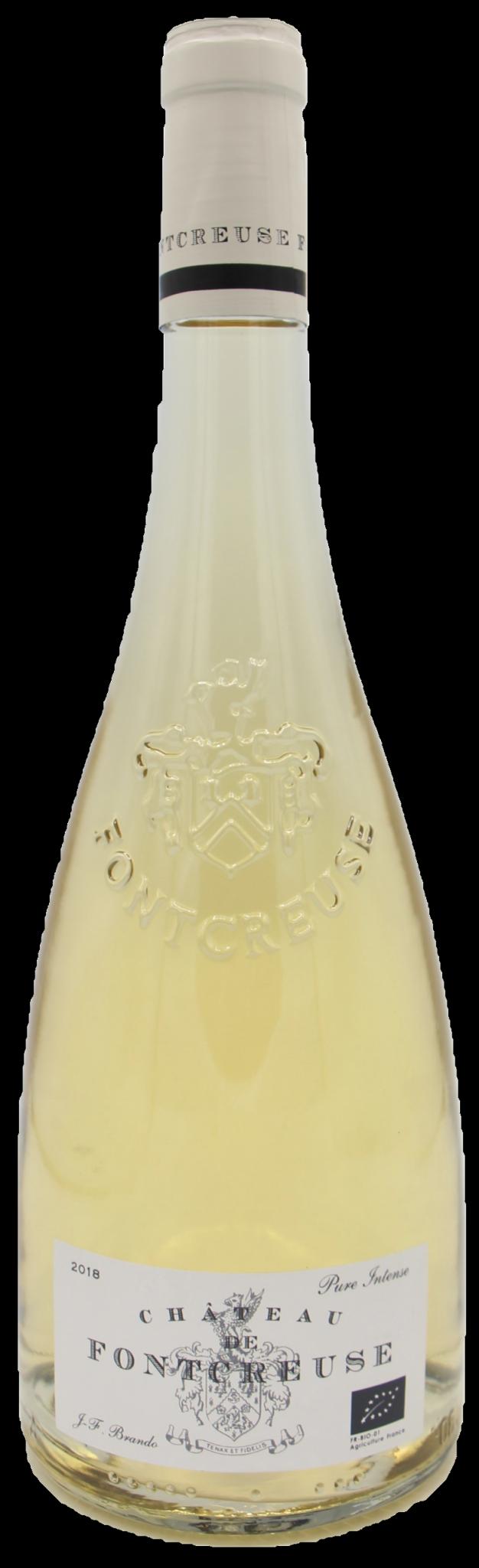 Château de Fontcreuse Blanc Cuvée Pure Intense BIO