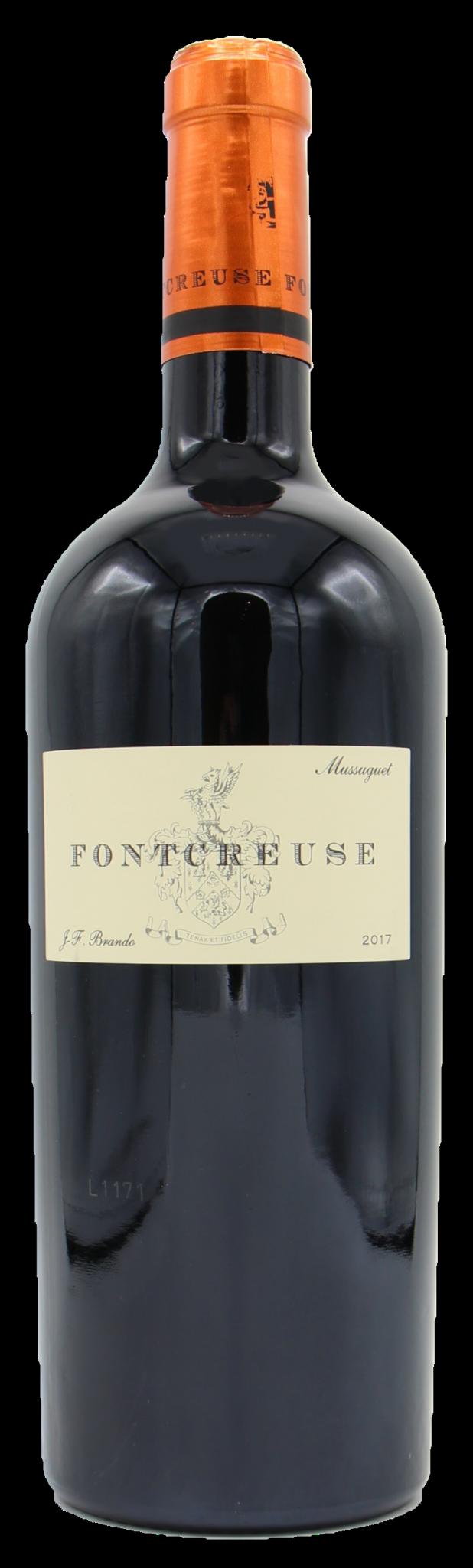 Fontcreuse Rouge Cuvée Mussuguet BIO