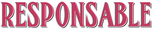 Logo RESPONSABLE