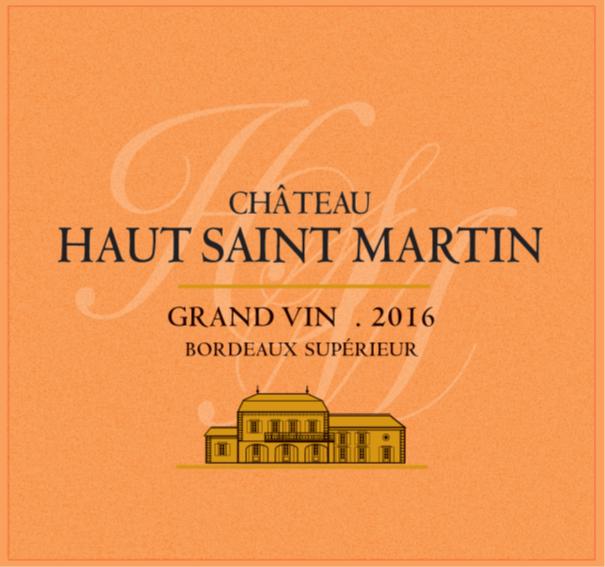 Château Haut Saint Martin