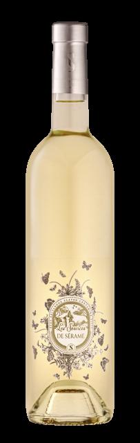Sources de Sérame Blanc, IGP Pays d'Oc, Blanc, 2020