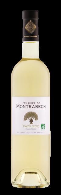 Tour de Montrabech, Olivier de Montrabech, Olivier de Montrabech Blanc, IGP Pays d'Oc, Blanc, 2020