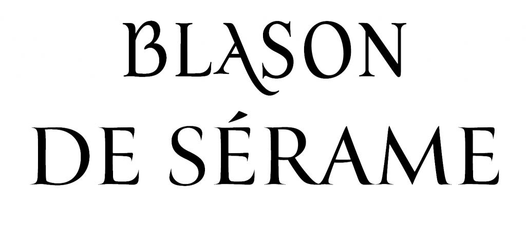 Logo Blason de Sérame