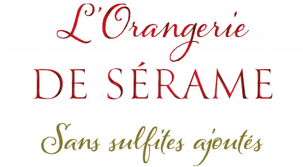 Logo Orangerie de Sérame