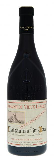 Cuvée Exceptionnelle Red 2016