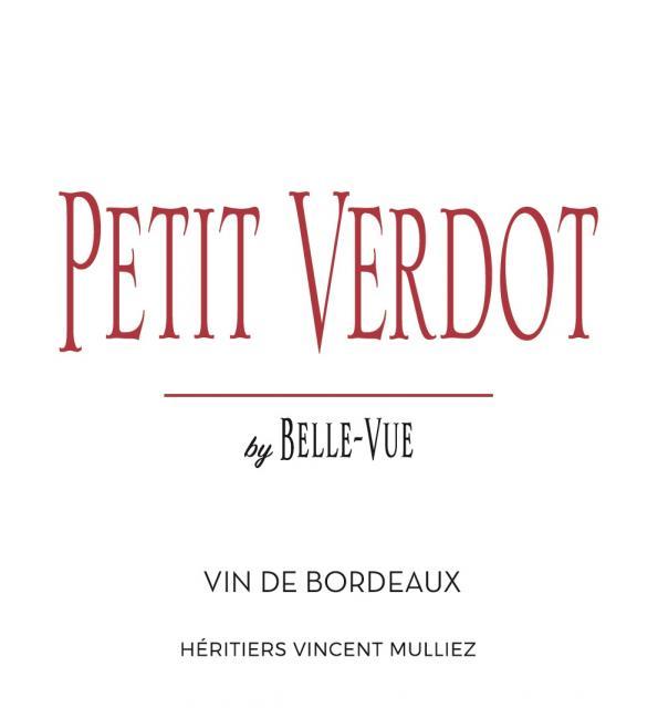 Logo Petit Verdot by Belle-Vue