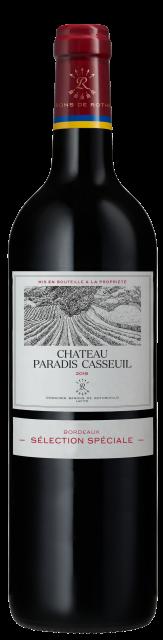 Château Paradis Casseuil Sélection Spéciale