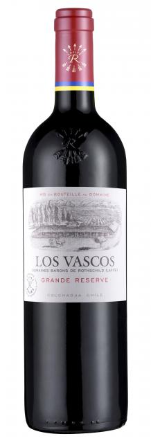 Los Vascos Grande Reserve