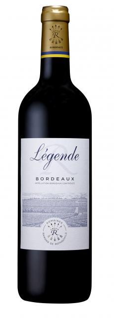 Légende Bordeaux Red