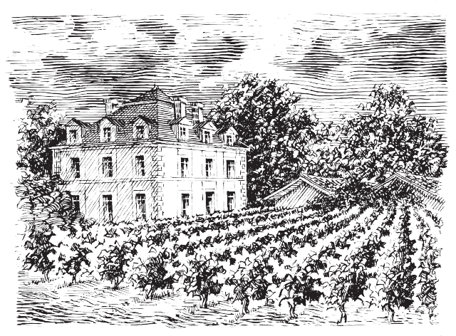 Logo Château Paradis Casseuil