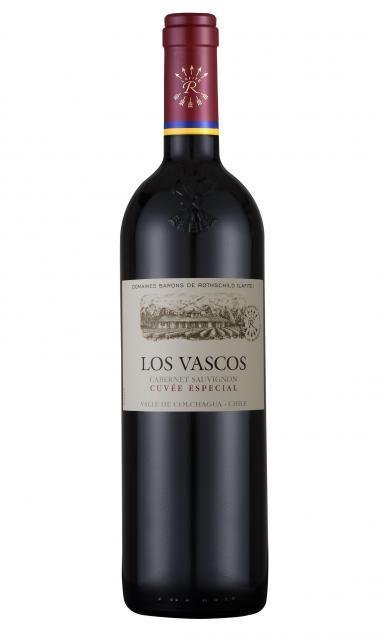 Los Vascos Cabernet Sauvignon Cuvée Especial