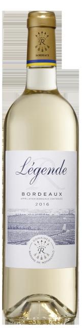 Légende R Bordeaux Blanc
