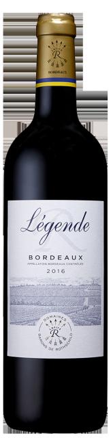 Légende R Bordeaux Rouge