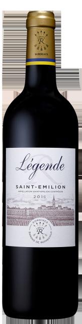 Légende R Saint-Emilion