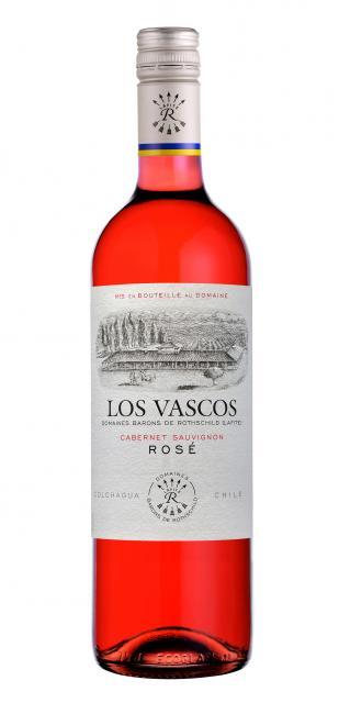 Los Vascos Rosé