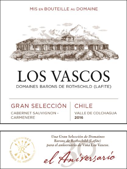 LOS VASCOS, el Aniversario Gran Selección Red 2016