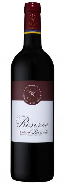Réserve Spéciale Bordeaux Rouge