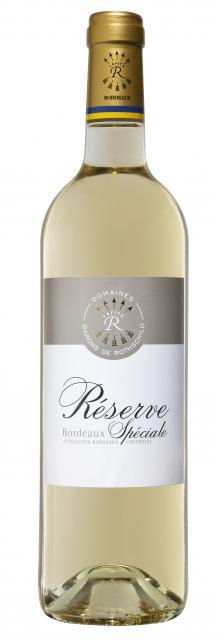 Réserve Spéciale Classic bordeaux white