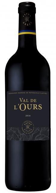 Domaine d'Aussières, Val de l'Ours - IGP, Val de l'Ours, red blend, IGP Pays d'Oc, Rouge, 2017