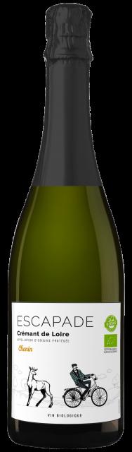 Crémant de Loire Blanc Brut Escapade