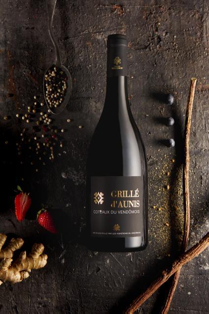 Grillé d'Aunis - Vieilles Vignes