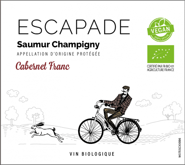 Saumur Champigny Escapade