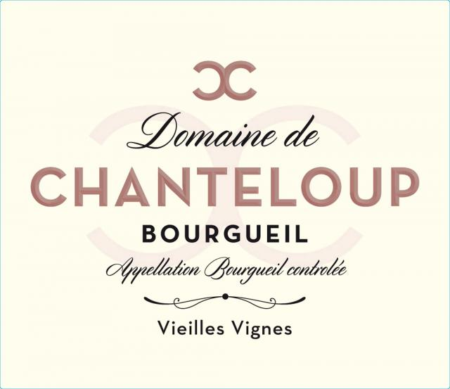 Bourgueil Rouge Domaine de Chanteloup