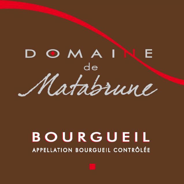 Bourgueil Rouge Domaine de Matabrune