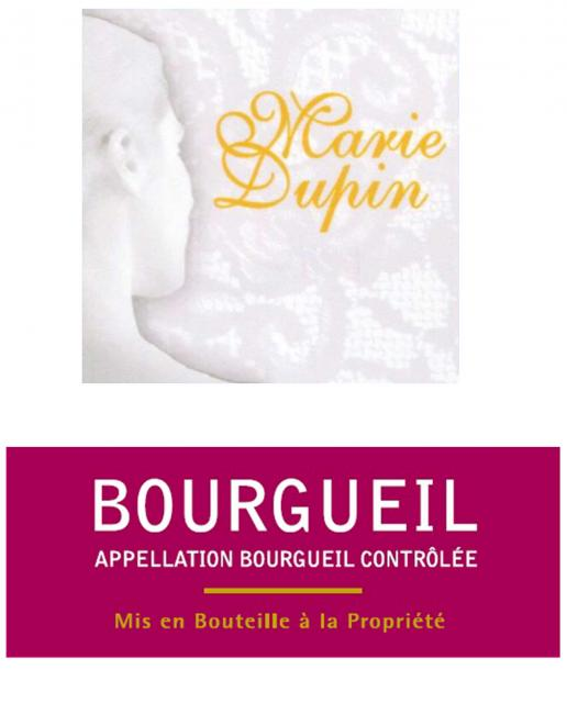 Bourgueil Rouge Marie Dupin