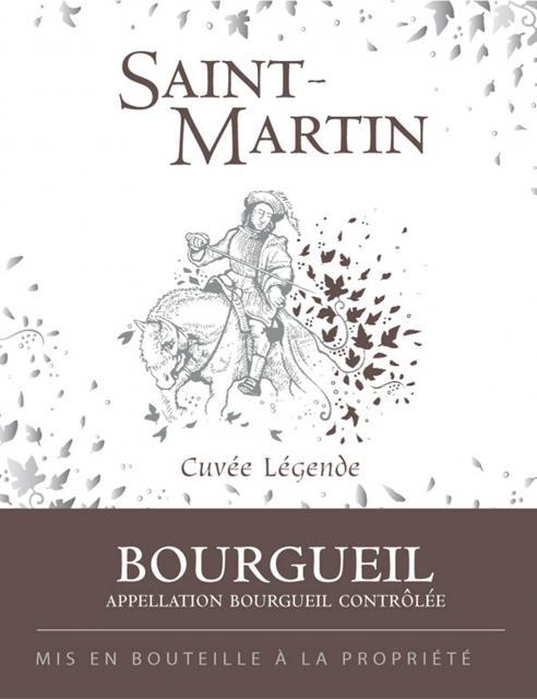 Bourgueil Rouge Saint Martin