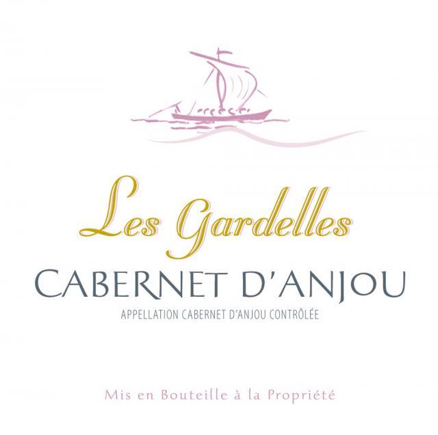 Cabernet d Anjou Les Gardelles