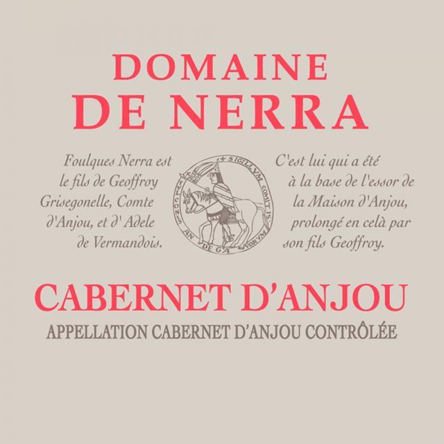Cabernet d Anjou Rose Domaine de Nerra