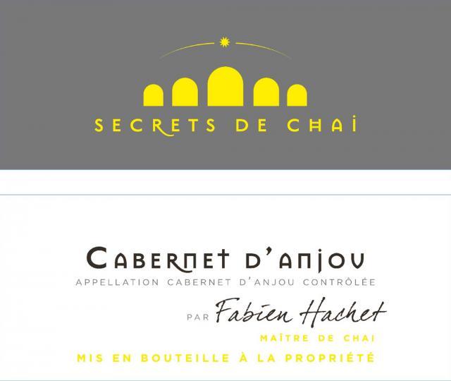 Cabernet d Anjou Rose Secrets de Chai
