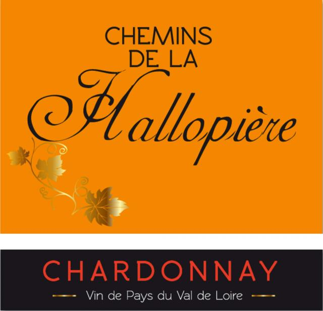Chardonnay Chemins de la Hallopiere