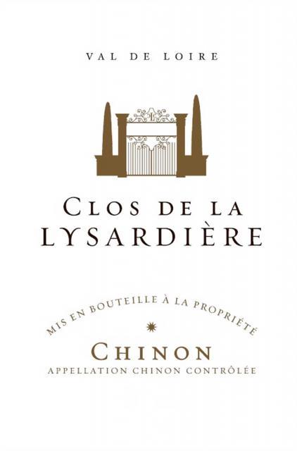 Chinon Rouge Clos de la Lysardiere