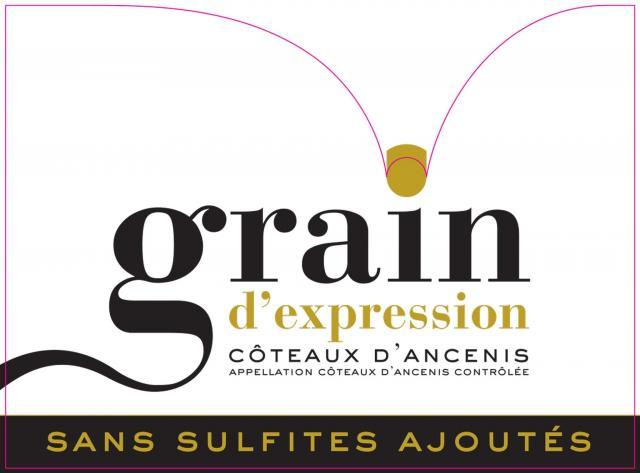 Coteaux d Ancenis Rouge Grain d expression