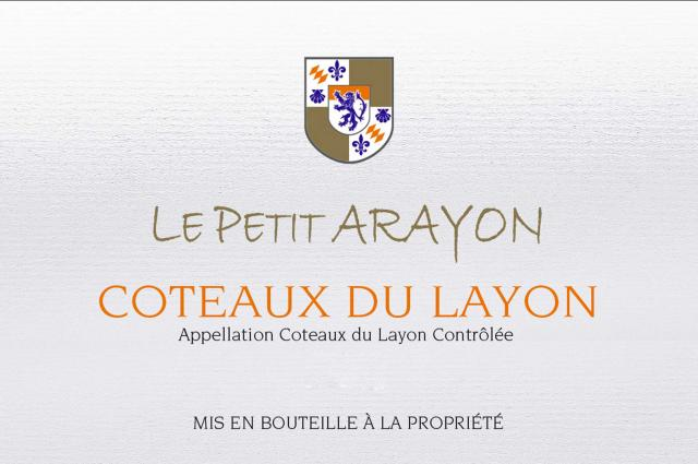 Coteaux du Layon Blanc Le Petit Arayon