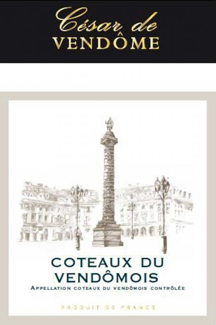 Coteaux du Vendomois Blanc Cesar de Vendome