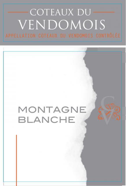 Coteaux du Vendomois Blanc Montagne Blanche