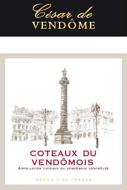 Coteaux du Vendomois Rouge Cesar de Vendome